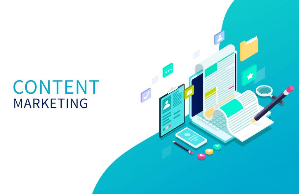 Digital  Marketing Trends-Content marketing