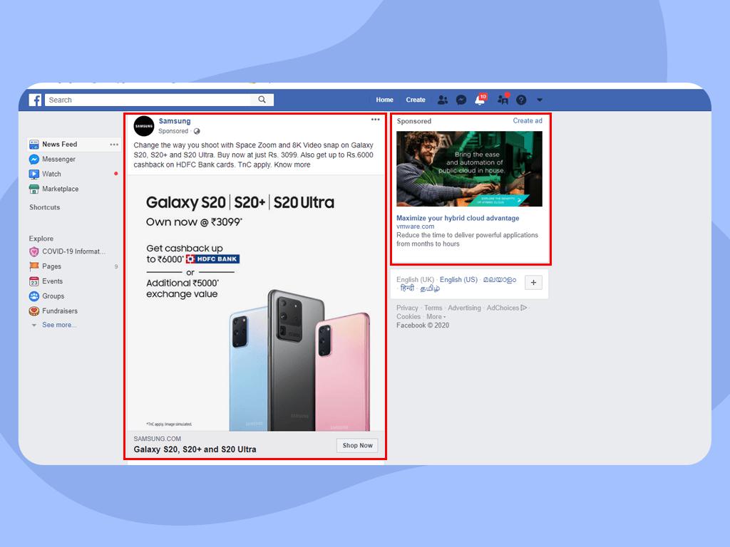 fb ad marketing company in dubai