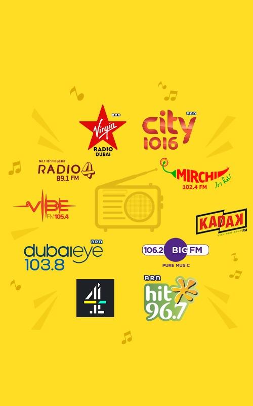 Radio Advertising Company Dubai UAE