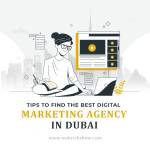 digital marketing agency in Dubai webrickshaw